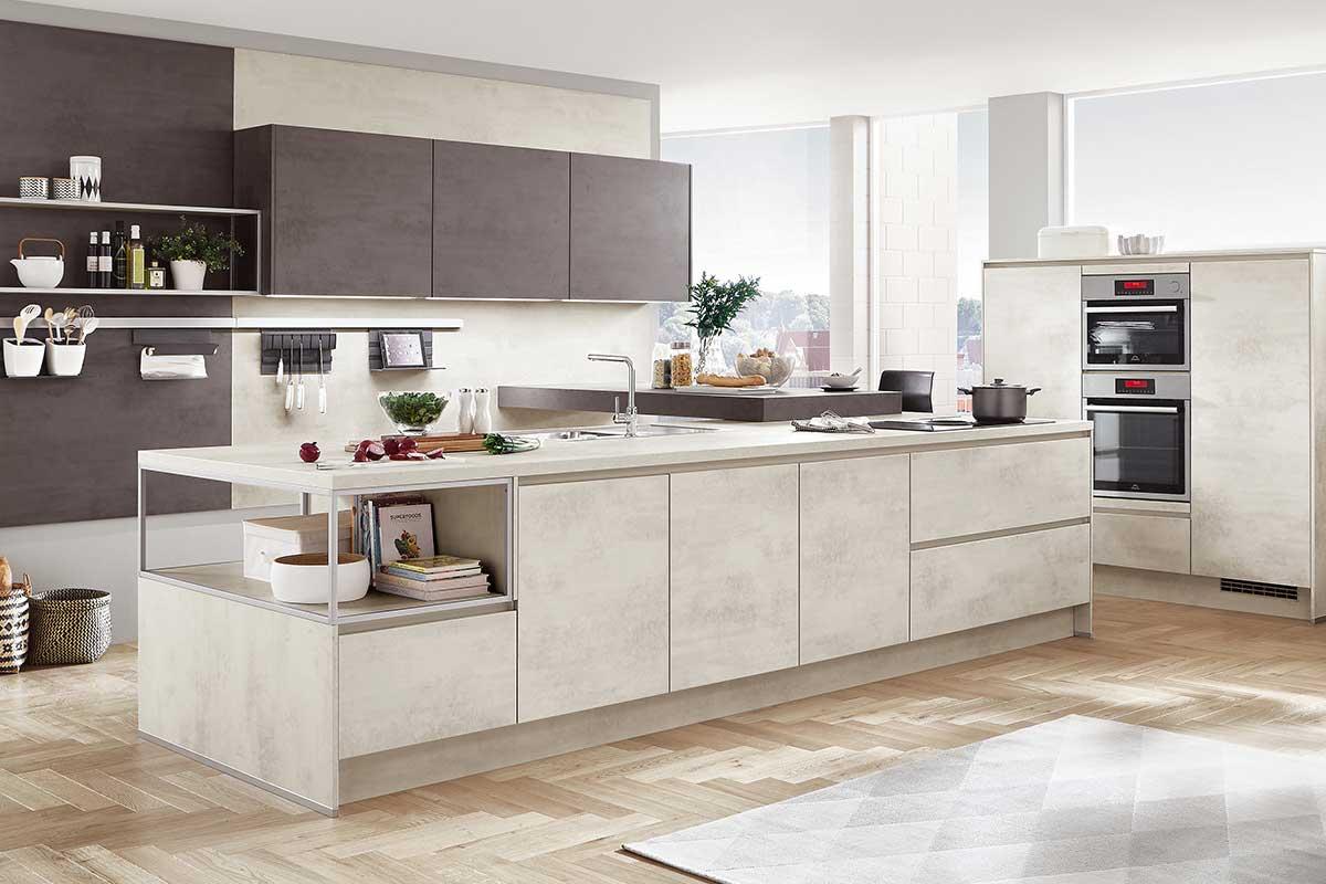 Moderne Küche - Ihr Küchenfachhändler aus Würselen: KüchenTreff ...